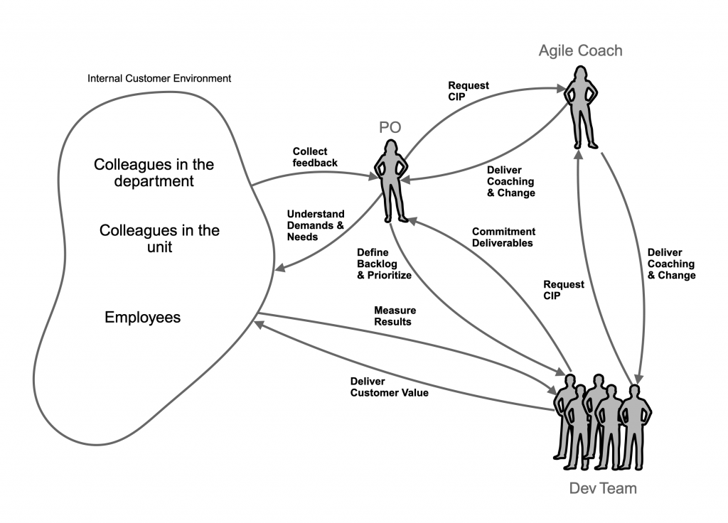 An Agile Team as Viable System